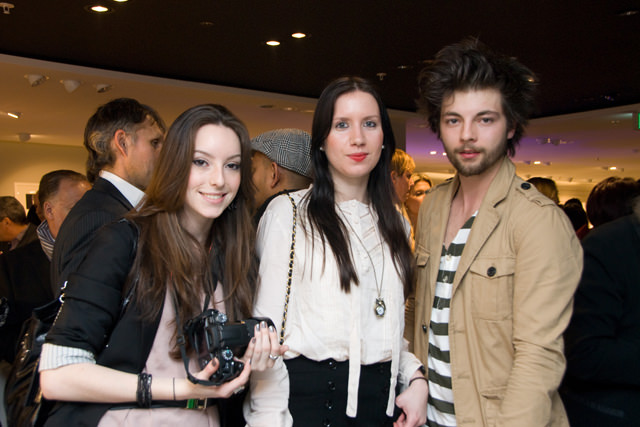 Swiss Fashionbloggers at the new opening