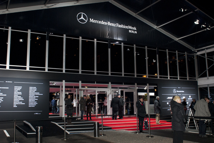Mercedes Benz Fashion Week Berlin Day 1